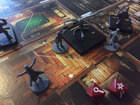 Scare Your Friends with our Halloween Game Picks! - Mansions of Madness Second Edition - Quiche Games