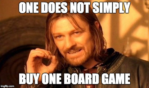 One Does Not Simply - Quiche Games