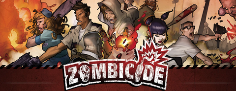 Zombicide - Quiche Games