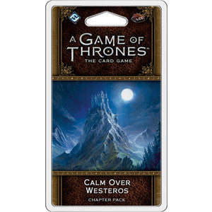 A Game of Thrones: The Card Game (Second edition) – Calm over Westeros - Quiche Games