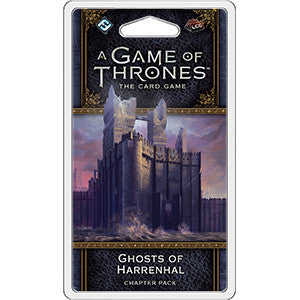 A Game of Thrones: The Card Game (Second Edition) – Ghosts of Harrenhal - Quiche Games
