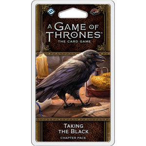 A Game of Thrones: The Card Game (Second edition) – Taking the Black - Quiche Games