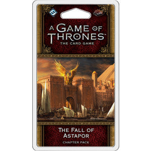 A Game of Thrones: The Card Game (Second Edition) – The Fall of Astapor - Quiche Games