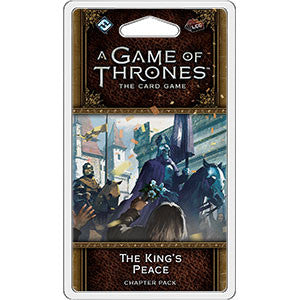 A Game of Thrones: The Card Game (Second edition) – The King's Peace - Quiche Games