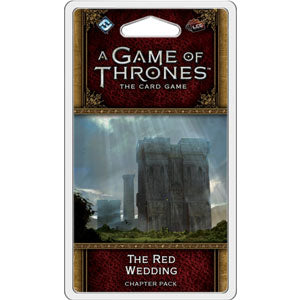 A Game of Thrones: The Card Game (Second Edition) – The Red Wedding - Quiche Games