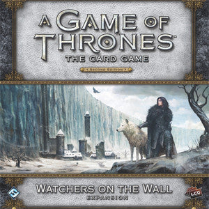 A Game of Thrones: The Card Game (Second Edition) – Watchers on the Wall - Quiche Games