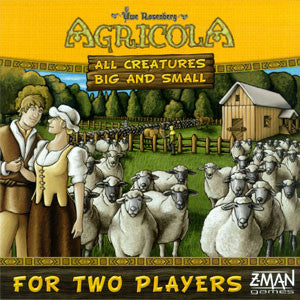 Agricola: All Creatures Big and Small - Quiche Games