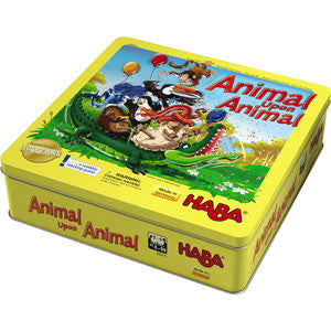 Animal Upon Animal 10th Anniversary Tin Edition - Quiche Games