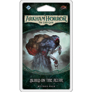 Arkham Horror: The Card Game – Blood on the Altar - Quiche Games