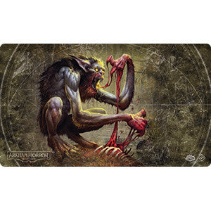 Arkham Horror: The Card Game - Bloodlust Playmat - Quiche Games
