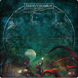 Arkham Horror: The Card Game - Countless Terrors Playmat - Quiche Games
