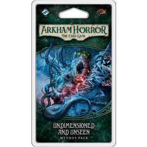 Arkham Horror: The Card Game – Undimensioned and Unseen - Quiche Games