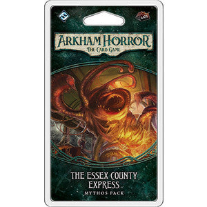 Arkham Horror: The Card Game – The Essex County Express - Quiche Games