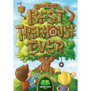 Best Treehouse Ever - Quiche Games