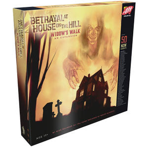 Betrayal at House on the Hill: Widow's Walk - Quiche Games