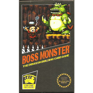 Boss Monster - Quiche Games