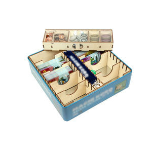 The Broken Token - Machi Koro Deluxe Edition Organizer - Quiche Games