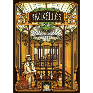 Bruxelles 1893 - Quiche Games