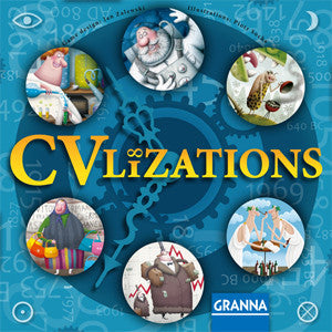 CVlizations - Quiche Games