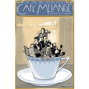 Cafe Melange - Quiche Games