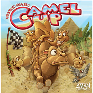 Camel Up - Quiche Games