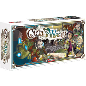Captain's Wager - Quiche Games