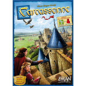 Carcassonne (New Edition) - Quiche Games