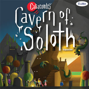 Catacombs: Cavern of Soloth - Quiche Games