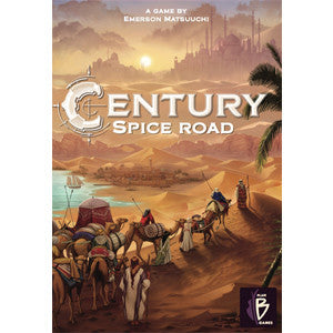 Century: Spice Road - Quiche Games