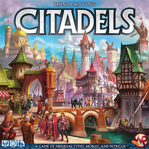 Citadels (2016 Edition) - Quiche Games