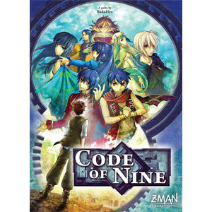 Code of Nine - Quiche Games