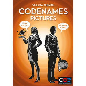 Codenames: Pictures - Quiche Games
