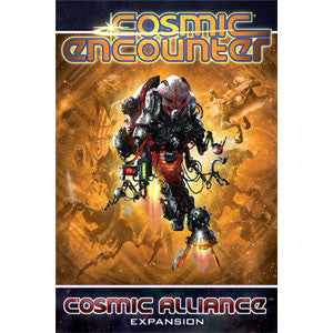 Cosmic Encounter: Cosmic Alliance - Quiche Games