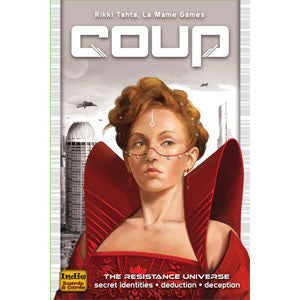 Coup - Quiche Games