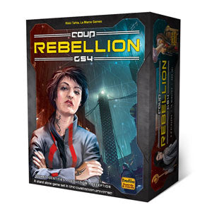 Coup Rebellion - Quiche Games