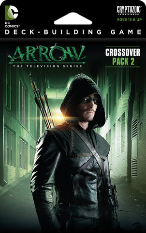 DC Comics Deck Building Game: Crossover Pack 2 – Arrow