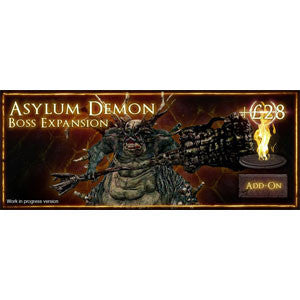 Dark Souls: The Board Game - Asylum Demon - Quiche Games