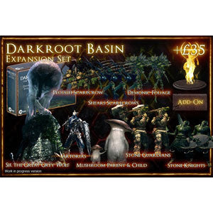 Dark Souls: The Board Game – Darkroot Basin - Quiche Games