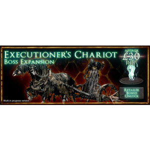 Dark Souls: The Board Game - Executioner's Chariot - Quiche Games