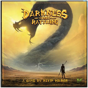 Darkness Comes Rattling - Quiche Games
