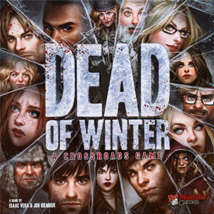 Dead of Winter: A Crossroads Game - Quiche Games
