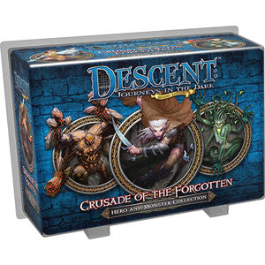 Descent: Journeys in the Dark (Second Edition) – Crusade of the Forgotten - Quiche Games