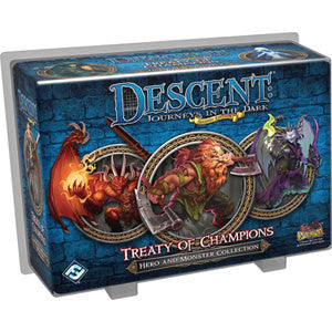 Descent: Journeys in the Dark (Second Edition) – Treaty of Champions - Quiche Games