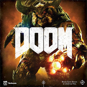 DOOM: The Board Game - Quiche Games