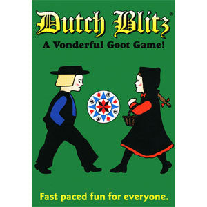 Dutch Blitz - Quiche Games