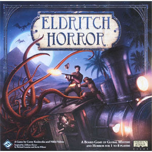 Eldritch Horror - Quiche Games