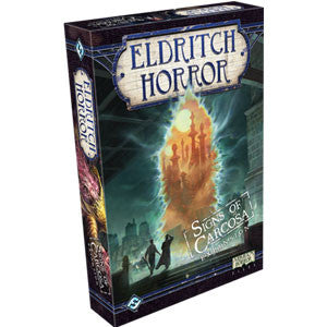 Eldritch Horror: Signs of Carcosa - Quiche Games