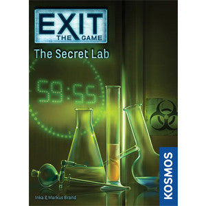 EXIT: The Game – The Secret Lab - Quiche Games