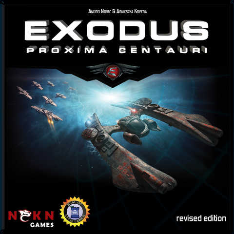 Exodus: Proxima Centauri (Second Edition)
