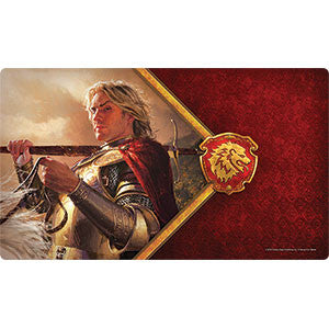 Fantasy Flight Supply - The Kingslayer Playmat - Quiche Games